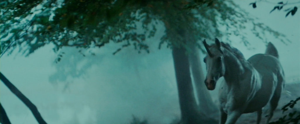 Blade Runner unicorn dream