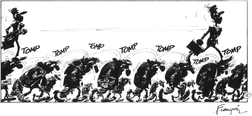Die Lauging (Franquin)