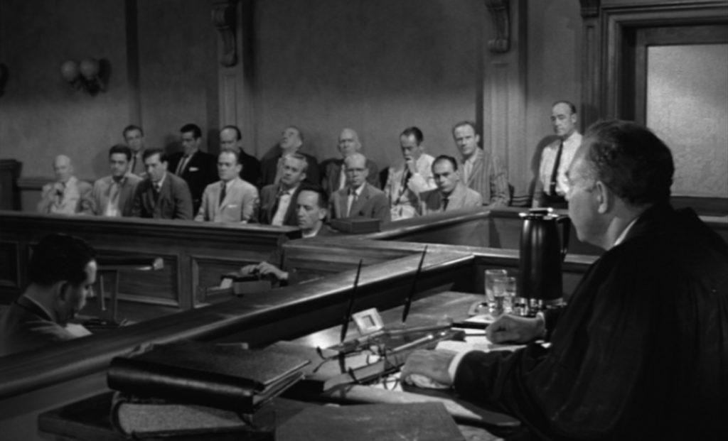 12 Angry men (Sidney Lumet)