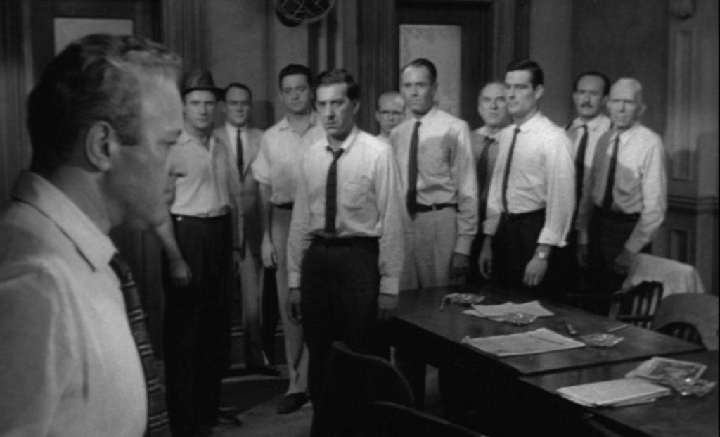 12 Angry Men (Sydney Lumet)