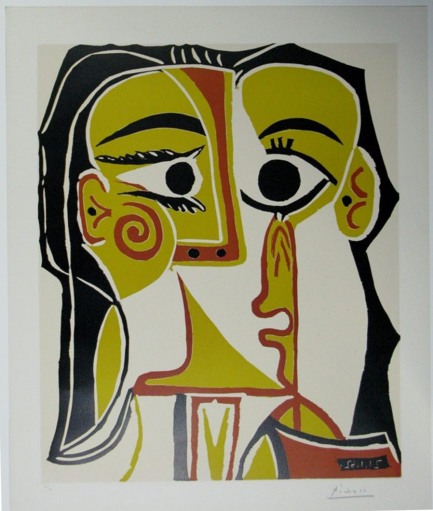 Stylized (Pablo Picasso)