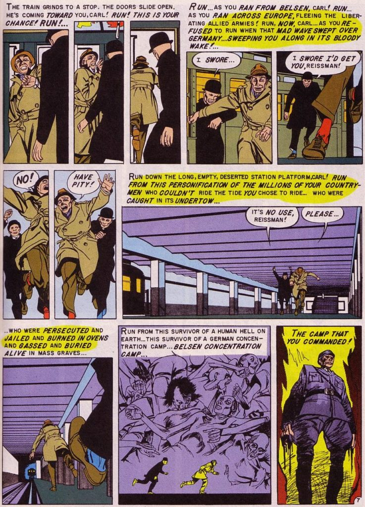 Master Race -PAGE 2 (Bernard Krigstein)