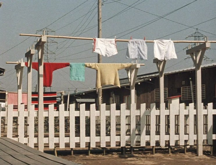 Good Morning (Ozu) Pillow Shot