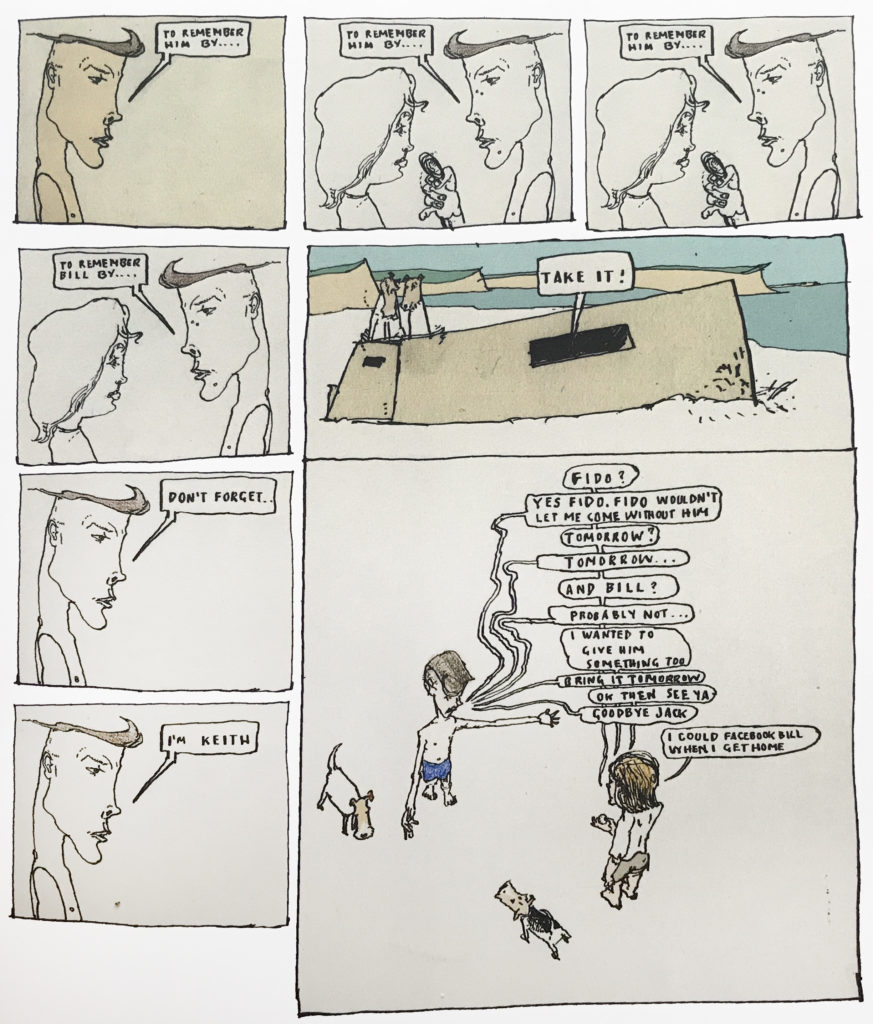 The Pillbox (Dave Hughes)