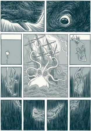 Jens Harder, Leviathan (2003)