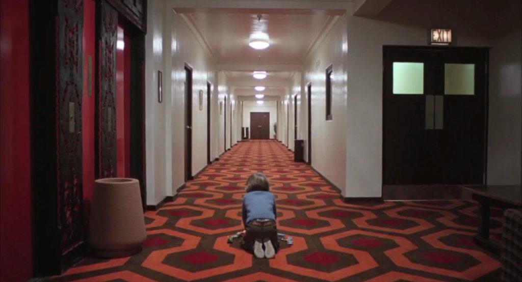 Stanley Kubrick, The Shining-1