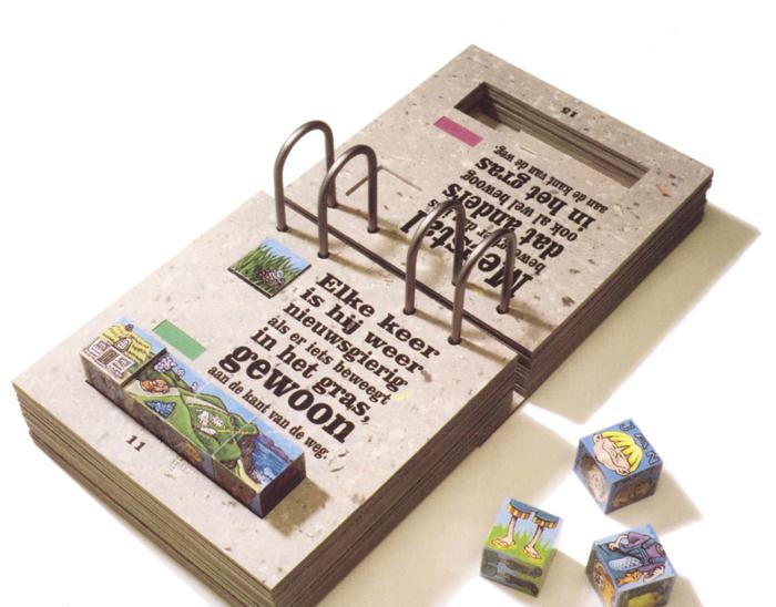 3D Children's book