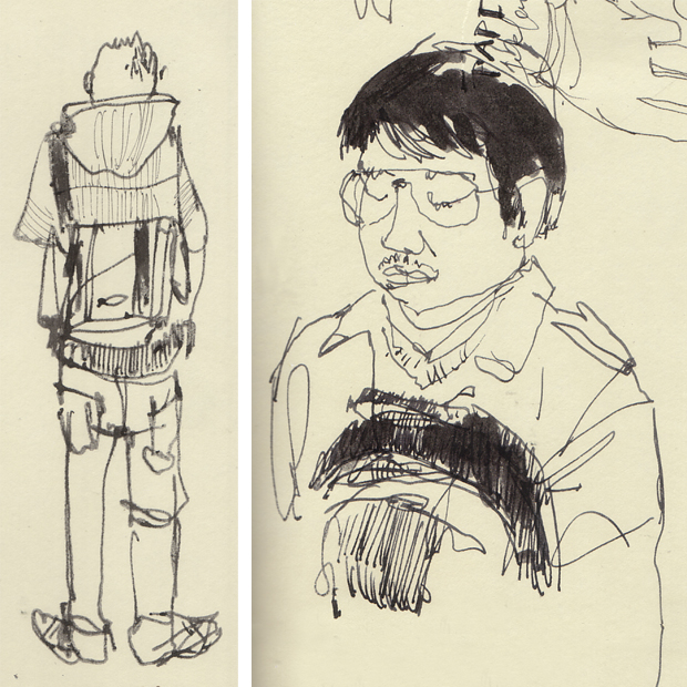 Molskine Sketchbook Urban Sketching-1