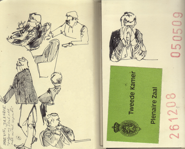 Molskine Sketchbook Urban Sketching-2