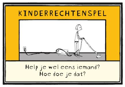 Do you like to help out?