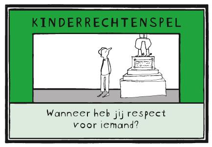 When do you respect someone?