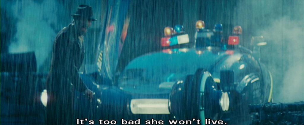 Blade Runner Gaff's hint-1