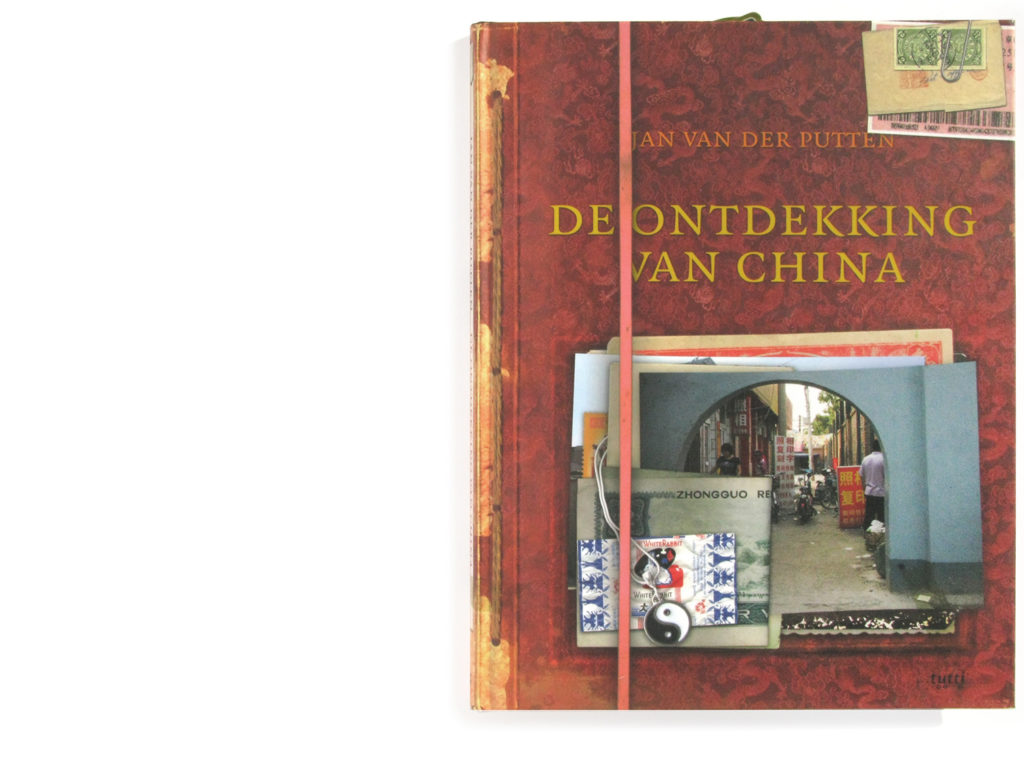 The Discovery of China-Cover