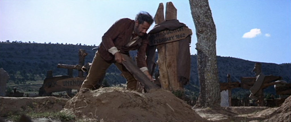 The Good, the Bad & the Ugly (Sergio Leone)