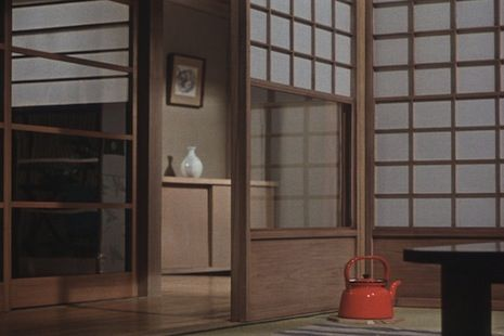 Good Morning (Ozu) Pillow Shot