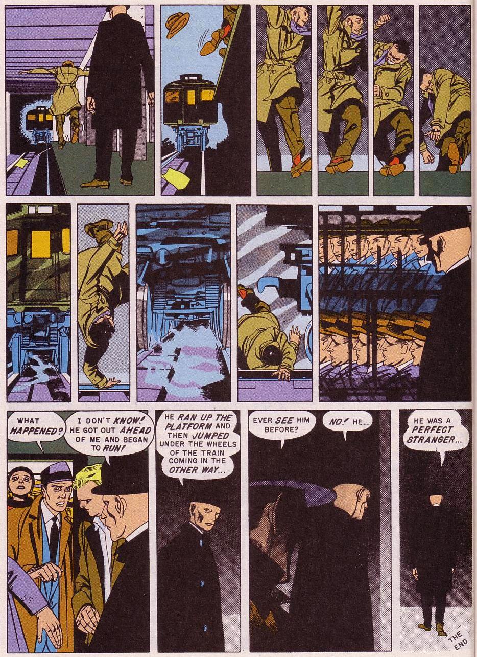 Master Race -PAGE 3 (Bernard Krigstein)