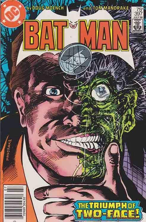Doug Moench & Tom Mandrake, Twoface (1986)