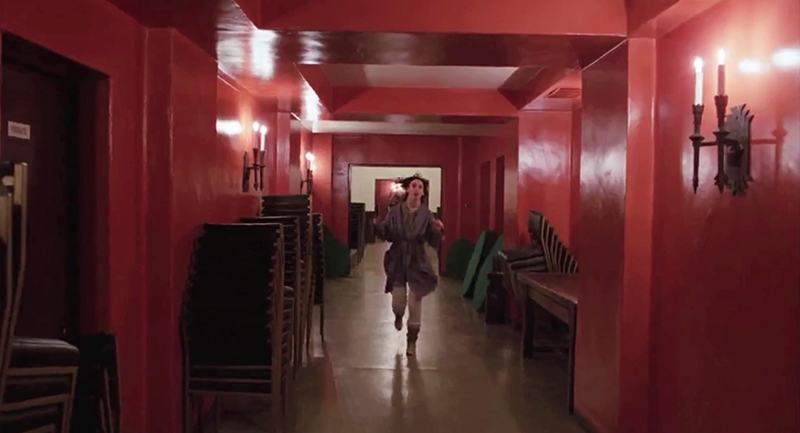 Stanley Kubrick, The Shining-y