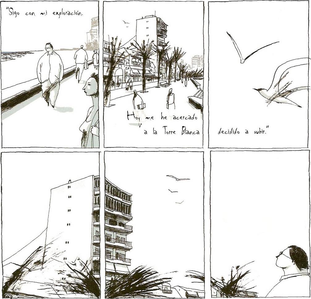 La torre blanca (2110), Pablo Auladell